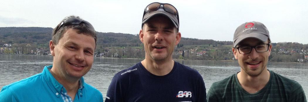 Leichte Winde beim 1. SwissCup Lauf in Steckborn