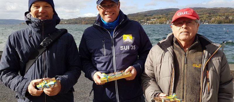 5. SwissCup in Steckborn mit zuviel Wind – auch das gibt es