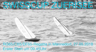 3. RG65 SwissCup in Männedorf, 27.5.2018